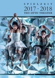 Teo Otto Theater: Theateralmanach 2017-2018