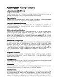Informationen zum Ausbildungsgang Informationen zum ... - Seite 4