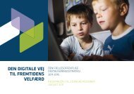 den digitale vej til fremtidens velfærd - ePractice.eu