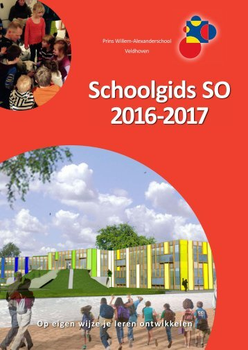PWA schoolgids 2016-2017 SO definitief