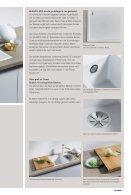 Blanco - Küchenspülen AXen-Konzept - Seite 5
