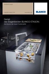 Blanco - Küchenspülen Etagon