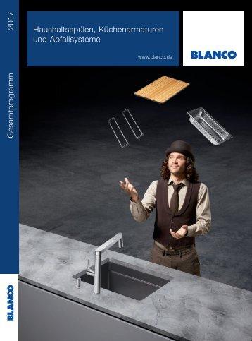Blanco - Küchenausstattung Gesamtprogramm