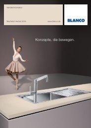 Blanco - Küchenausstattung Neuheiten