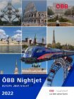 Nachtreisen mit dem ÖBB-Nightjet 2019