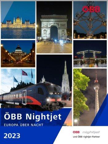ÖBB nightjet - Schlafend ans Ziel
