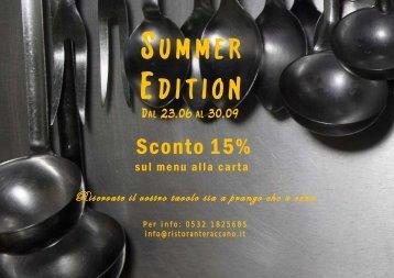 Summer Edition