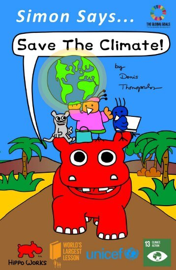 Simon Says... Save the Climate