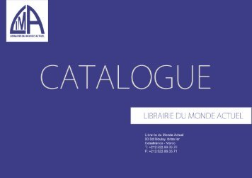 CATALOGUE LIMA 2017