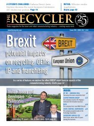 The Recycler Issue 295