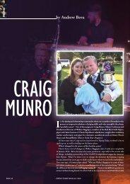 Craig Munro Wallace Bagpipes Ltd