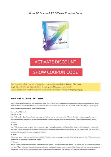 Dr ho discount coupon
