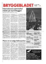 måske på vej til Bryggen - Bryggebladet