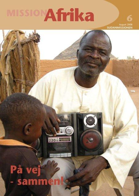 På vej - sammen! - Mission Afrika