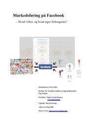 Markedsføring på Facebook - Mads Gram-Hansen