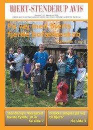På vej med Bjerts fjerde bofællesskab - Bjert Stenderup Net-Avis
