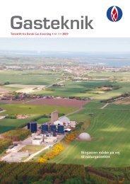 Biogassen måske på vej til naturgasnettet - Dansk Gas Forening