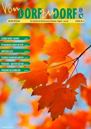 GemeinDe news - Gemeinde Hippach