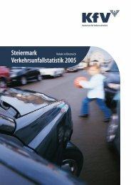 Steiermark Verkehrsunfallstatistik 2005 - KfV