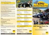 ADAC Saarland Classic Cup 2011