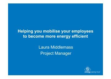 Helping you mobilise your employees to become more ... - Go Smarter