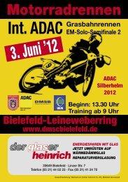 Telefon (05 21) - des DMSC Bielefeld eV im ADAC