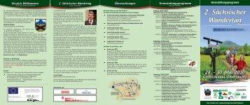 Veranstaltungsprogramm - Oberlausitz