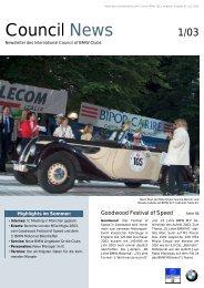 3 - BMW Club of Canada