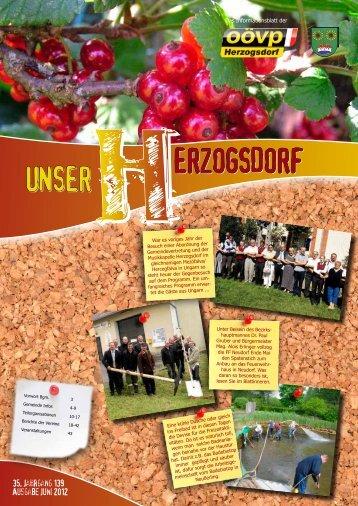 uns dein super Zeugnis – und du gewinnst super ... - ÖVP Herzogsdorf