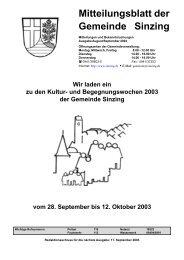 125 Jahre Freiwillige Feuerwehr Eilsbrunn 04. – 06. Juli 2003 Danke!