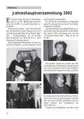 Jahreshauptversammlung 2002 - ACM Automobilclub München von ... - Seite 4