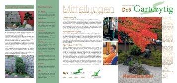 HE10 NUR FUER Gzd gruppe 1 - D&S Die Gartenbauer AG