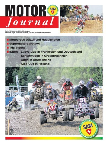 Motor Journal Nr. 08 / 2012 hier herunterladen (PDF - SAM