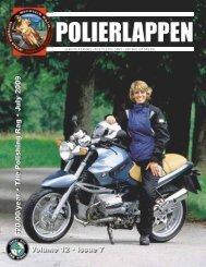 la route a jamais - Trillium Motorcycle Tours
