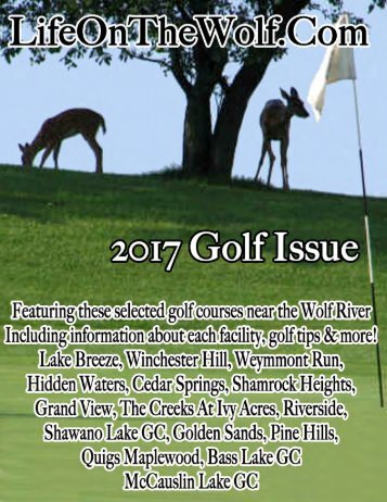 LifeOnTheWolf.Com 2017 Golf Issue
