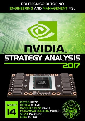 NVIDIA STRATEGY ANALYSIS 2017