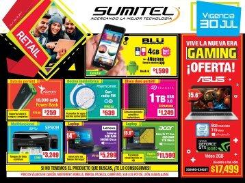 CATÁLOGO TECNOLOGÍA SUMITEL 30-JULIO-2017