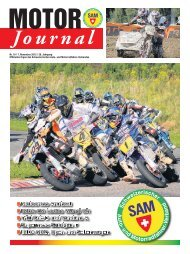 MOTOR Journal - SAM