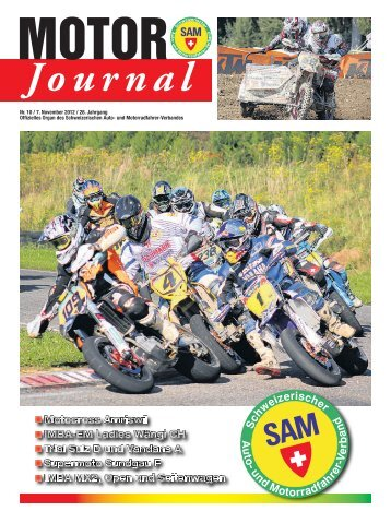 MOTOR Journal - SAM