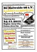 A -Jugend K ader 2012/2013 - SC Holweide 1968 eV - Page 2