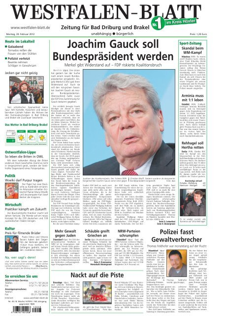 Download Westfalen-Blatt - Rot-Weiße-Garde e.V.