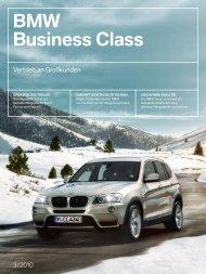BMW Business Class INHALT werden. - Riller & Schnauck GmbH