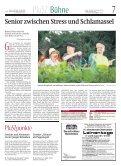 Kampf um die Drossel - Sächsische Zeitung - Seite 7