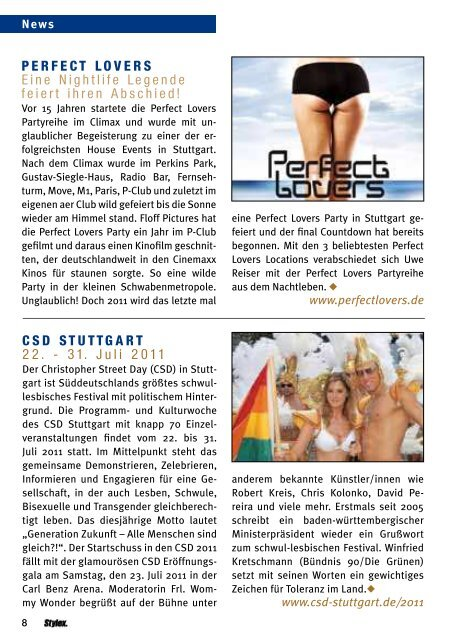 John Léon The Art of Boys 9 Jahre Blauer Turm ... - Stylex Magazin