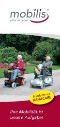 Ihre Mobilität ist unsere Aufgabe! - Mobilis