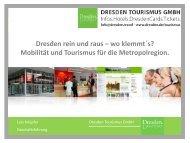 Tourismusentwicklung in Dresden – 2009 - Martin Modschiedler