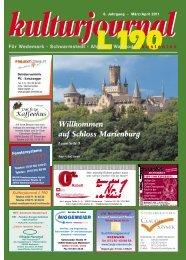 auf Schloss Marienburg - Wedemark Journal und Kulturjournal190
