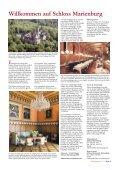 auf Schloss Marienburg - Wedemark Journal und Kulturjournal190 - Seite 3