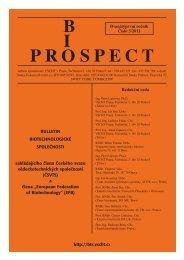 B I OPR SPECT - Biotech 2011