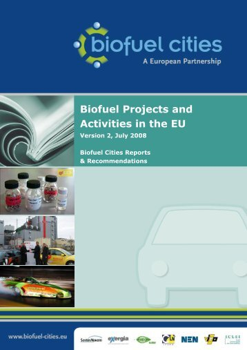 Biofuel Projects and Activities in the EU - European Biofuels ...